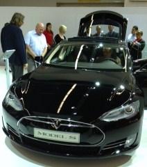 Frankfurt - Tesla