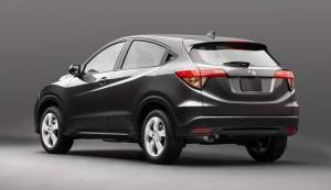 2015-Honda-HR-V-rear-view